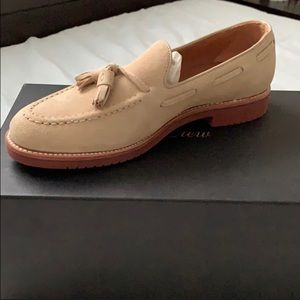 Jcrew penny loafers with box